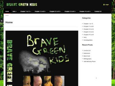 Brave Green World | Brave Green Kids